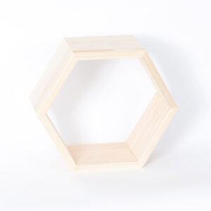 polica-heksagon